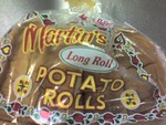 Martin's potato bread, Hot Dog Rolls